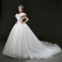Cinderella Wedding Dress Costume