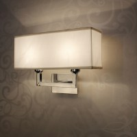 Modern Rectangle Wall Lamp E27 Restroom Bathroom Bedroom ...