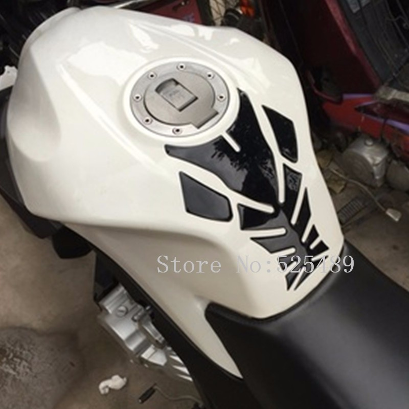 Realistic Anti Slip Sticker 3m Motorcycle Tank Traction Pad Side Knee Grip Protector For Yamaha Fz8 Fz-8 10 2011 2012 2013 2014 2015 2016 In Pain Motorcycle Accessories & Parts Motorbike Accessories