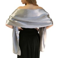 Popular Silver Evening Wraps and Shawls-Buy Cheap Silver ...