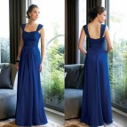 Plus Size Royal Blue Bridesmaid Dresses