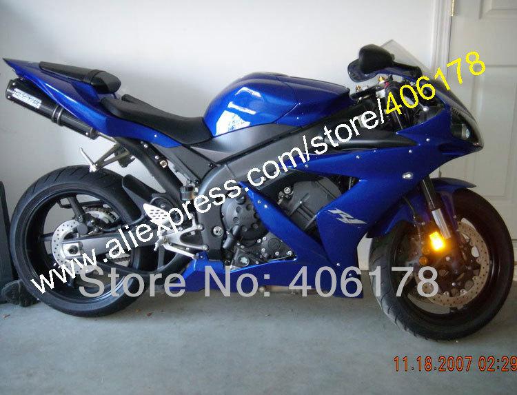 Areyourshop Pare-brise double bulle pour YZF 1000 R1 2004-2006