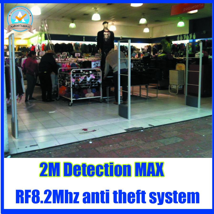 31fc150228d ... Super anti shoplifting system for clothing store 2... Супер анти  shoplifting система для магазина одежды ...