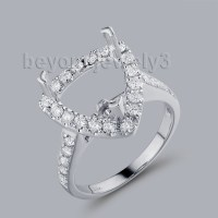 Online Buy Wholesale trillion ring settings from China ...