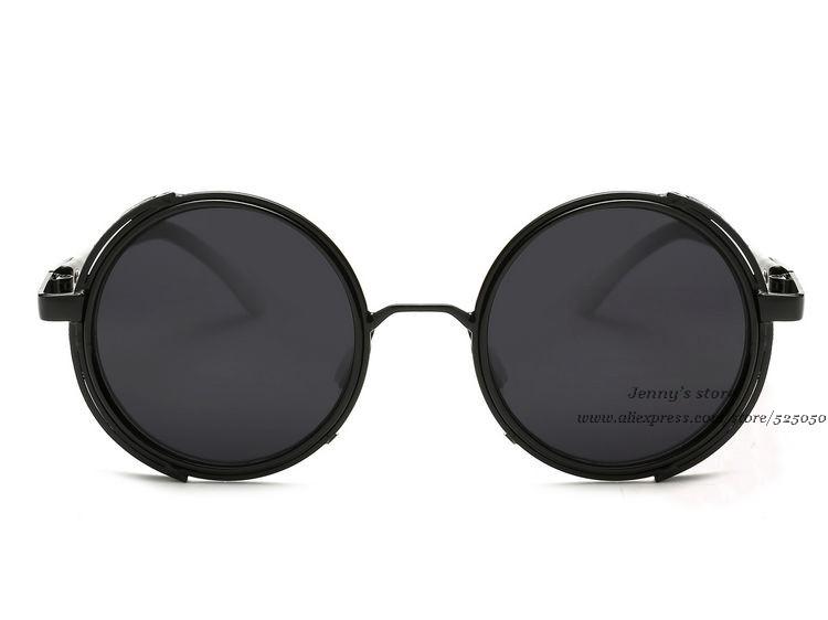 JP Brand sunglasses women Metal Frame sun glasses vintage Design glasses  round glasses oculos de sol feminino gafas de sol UV400 44f2c31ac9