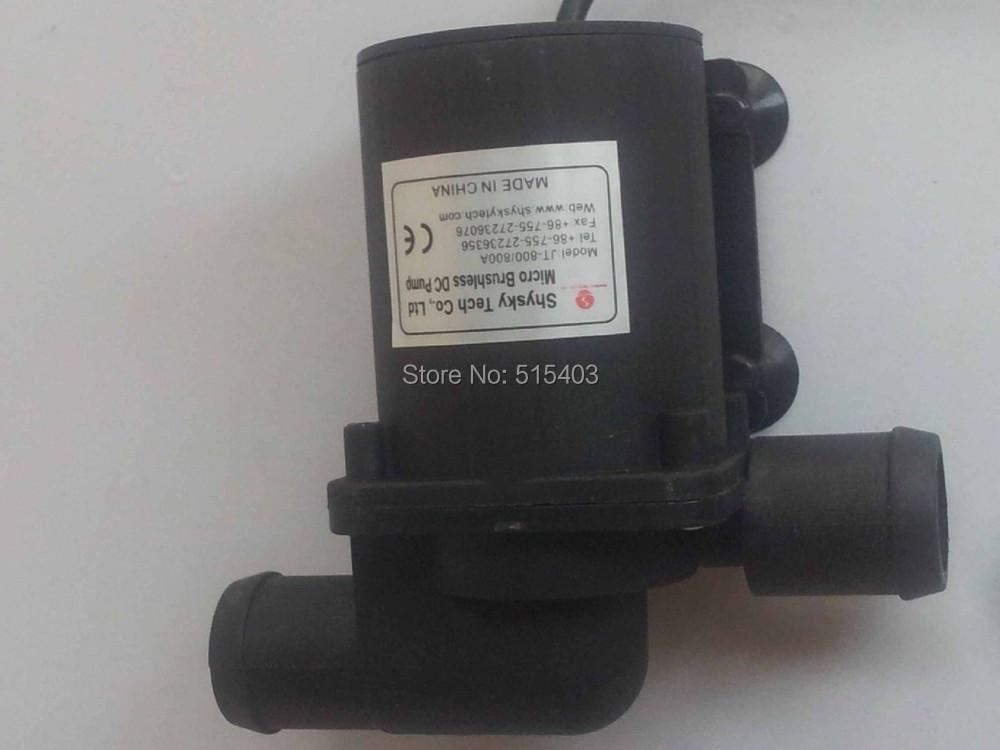 24Vdc Micro Brushless DC Circulation Pump 100C Lift 75M