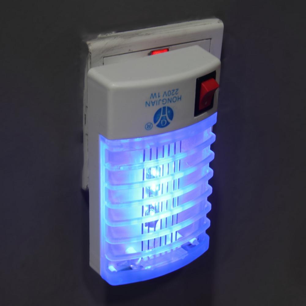 Buy Hongjian 220V 1W Household LED Fly Bug Insect Mosquito