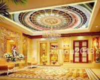 3D Wallpaper for Ceiling Mural - Bing images