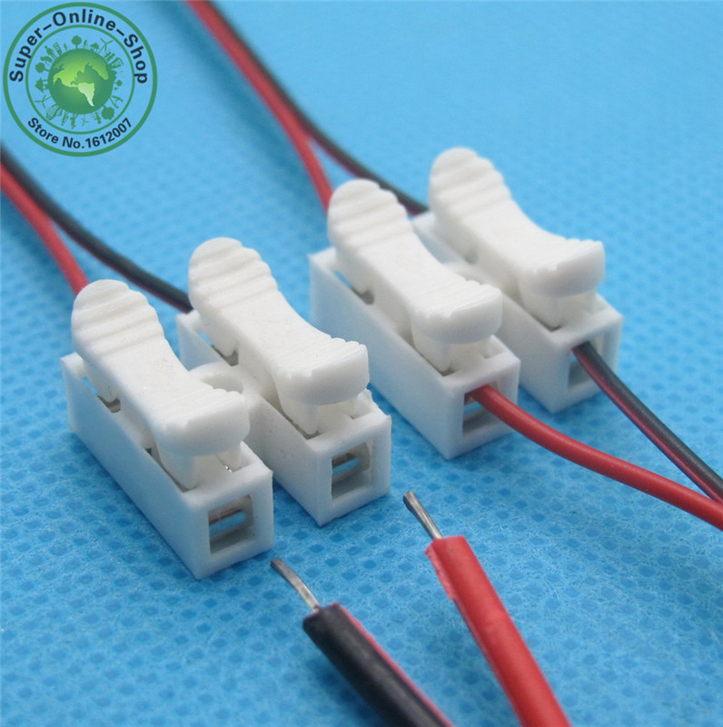 Led Quick Connect Electrical Wiring