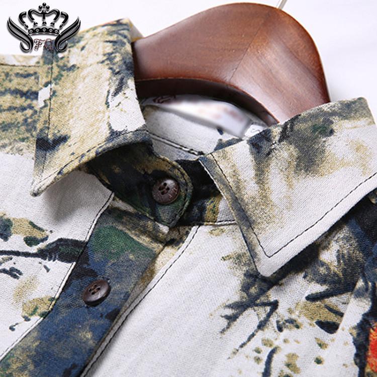 0c0ee7a1fa0b ③Необычные Рубашки для мальчиков Для женщин рубашка с длинными ...