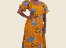 African Clothing Traditional Print Dashiki Dresses 2016 ...