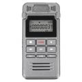 8G LCD Digital Voice Activated Rechargeable Audio Recorder Dictaphone MP3 Player