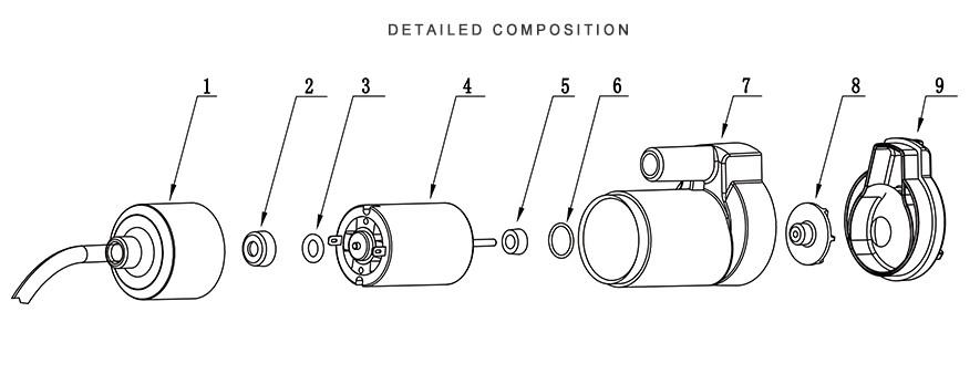 ヾ(^ ^)ノSEAFLO Mini Low ᗛ Voltage Voltage Submersible Pump
