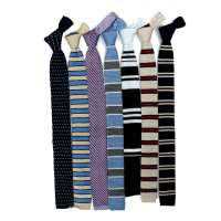 High Quality Fashion Colourful Classics Tie Knit Necktie ...