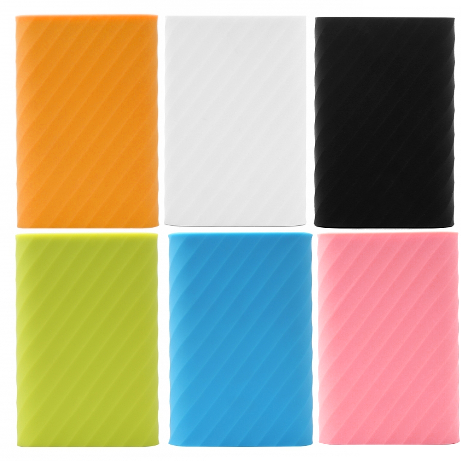 High quality Fit For Xiaomi Power bank Case for mAh First Generation silicone Case NDY 02 AN case