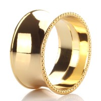 Online Get Cheap Gold Napkin Rings