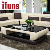 IFUNS Living room furniture, modern new design coffee ...