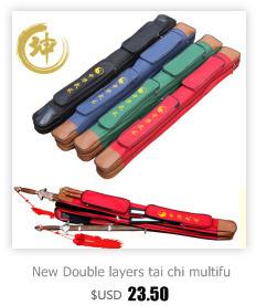 HTB1WHO0QVXXXXXjXpXXq6xXFXXXZ - Tai chi sword set 1.3m lengthen edition sword bags double layer High Quality Oxford Fabric Leather Kendo Aikido Iaido