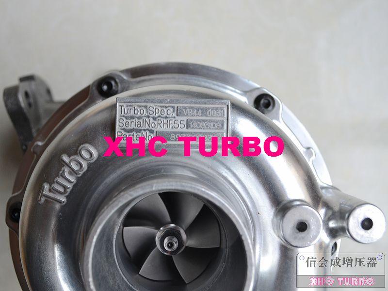 NEW RHF55/8973628390 Turbo Turbocharger for ISUZU ELF-NPR75,NQR75,HITACHI  ZX230 Excavator 4HK1