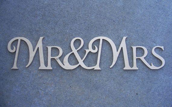 "Aliexpress.com : Buy Free Shipping ""MR&MRS"" Mr & Mrs"