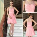 Pink Dresses for Petite Women
