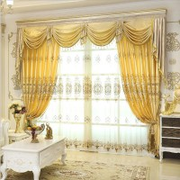 Aliexpress.com : Buy Set Luxurious jacquard curtains for ...