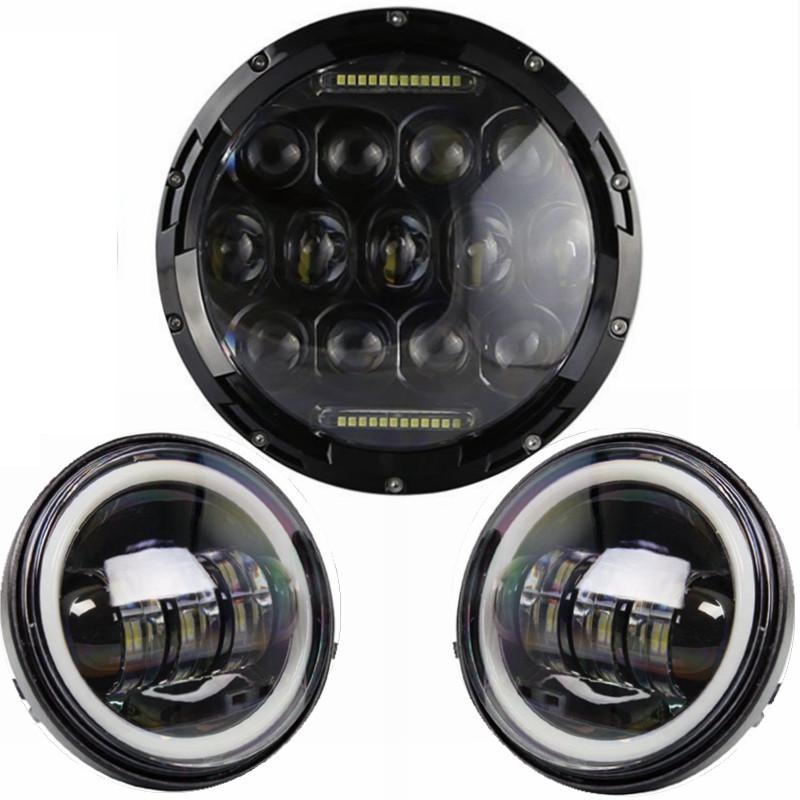 03e0b285c914 Power  30w per bulb 2. Luminous Flux  1440lm bulb 3. Color Temperature   6000-6500K (White) 4. Voltage 10-32V DC 5. LED Type  6pcs 5WLED