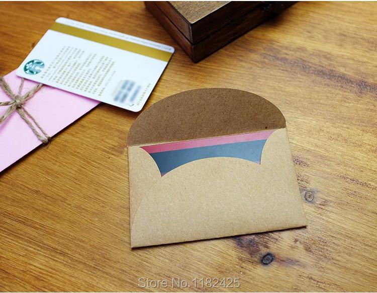 Diy handmade kraft paper envelope wedding party invitation card diy handmade kraft paper envelope wedding party invitation card business card 20pieceslot reheart Gallery