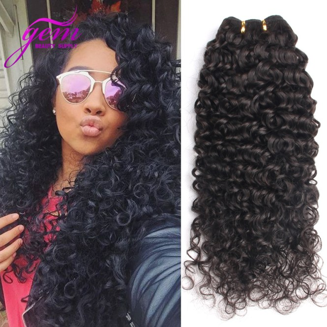 Remi curly hair the best curly hair 2017 natural color mongolian curly hair remi loops 100g pmusecretfo Choice Image