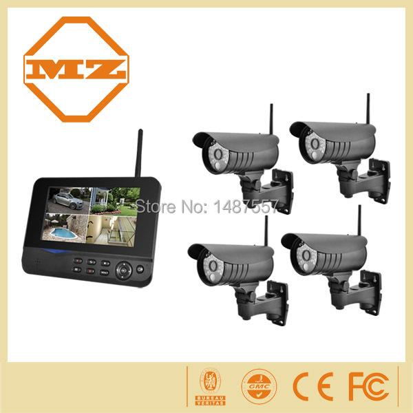 Wireless Security Camera System Sale