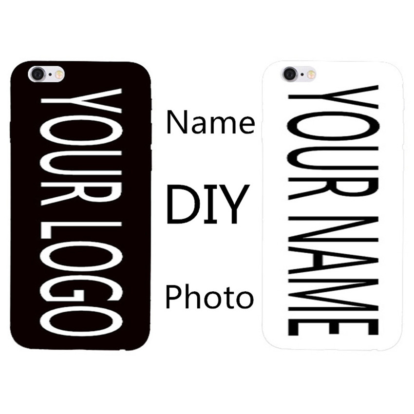 Fashion Customized Design DIY OEM Logo/Photo Hard PC Phone