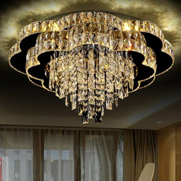 new item LED ceiling lights crystal lamp modern ceiling ...