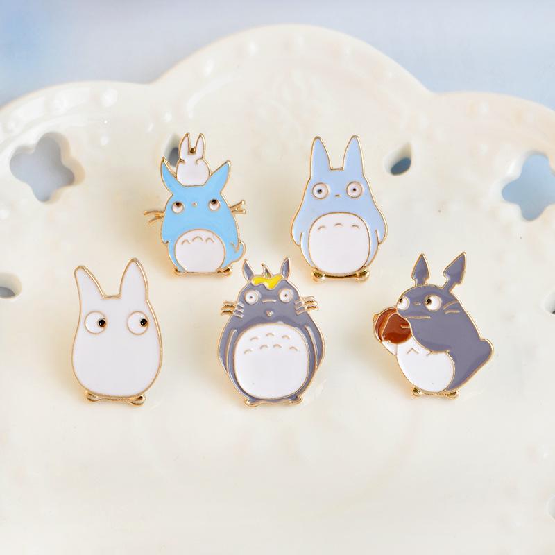 ∞2018 5 Estilo lindo dibujos animados mi vecino Totoro Chinchilla ...