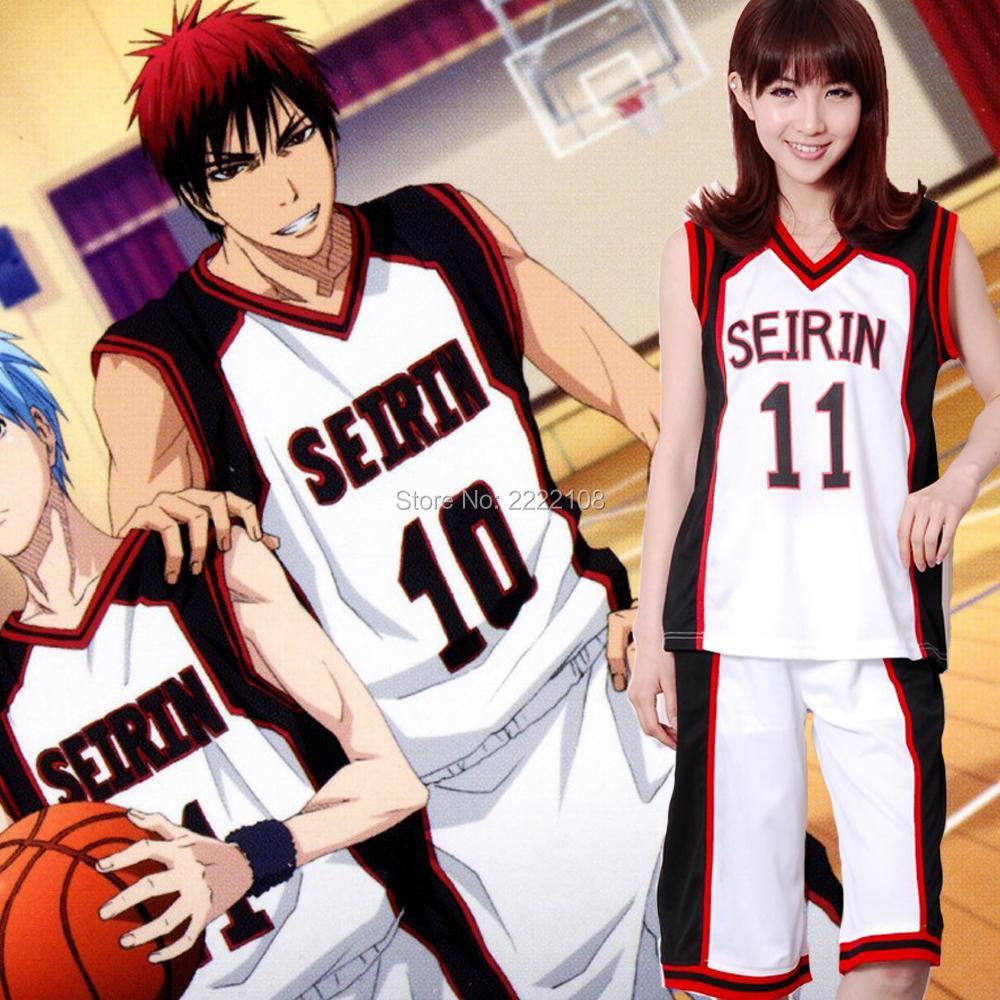 №Аниме Kuroko no Basuke Seirin Kuroko Basket ball Tetsuya ...