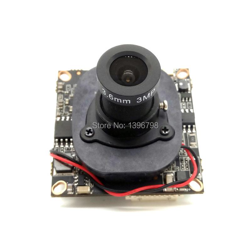 1 28 SONY Hi3516D IMX322 IP Camera Module Board ONVIF P2P