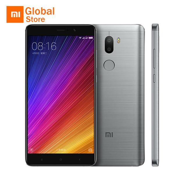 """Original Xiaomi Mi5s plus Mi 5S Plus 4GB RAM 64GB ROM Mobile Phone Snapdragon 821 Quad Core 5.7"""" 1920x1080 NFC Quick Charge"""