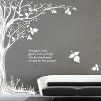Buy Retail Tree birds Large Wall Stickers Decals Covering ...