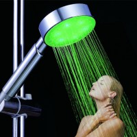 Popular Light up Shower Head