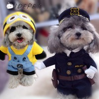 Aliexpress.com : Buy Funny Pet Costume Suit Dog Clothes ...