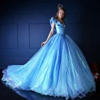 Cinderella Ball Gown Dresses