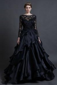 Popular Black Gothic Wedding Dresses | Aliexpress