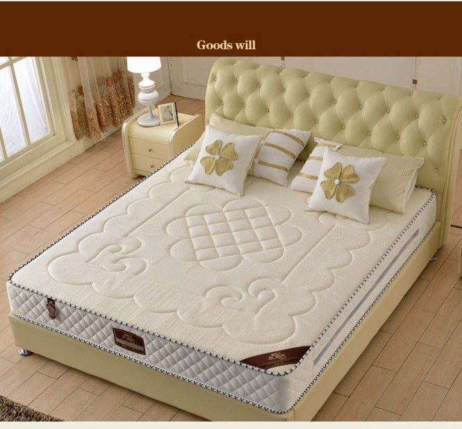 Dual Use Hard And Soft Natural Latex Mattresses Mattress With Independent Pocket Springs 1 8 M