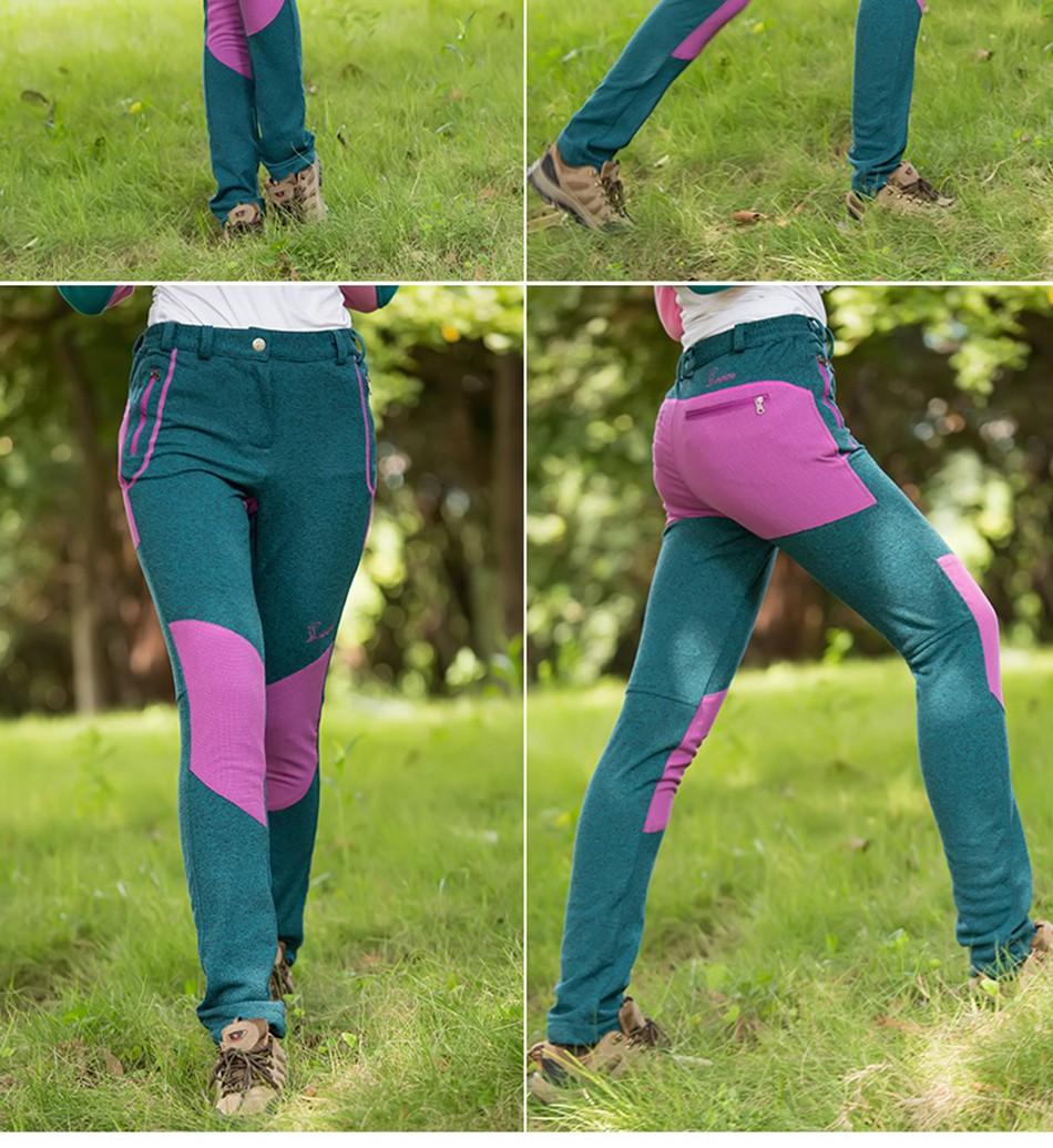 b57508fbf Click here!! Protective nova marca chegada das mulheres calças de lã  caminhadas escalada camping caminhadas pantalones mulheres ao ar livre  magro calças ...