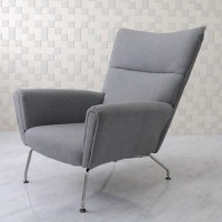 wing chair Designers simple and stylish Scandinavian sofa