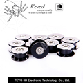 5PCS 3D printer accessorie 2GT 16 tooth Idler pulley 16 teeth timing Gear Bore 3mm for