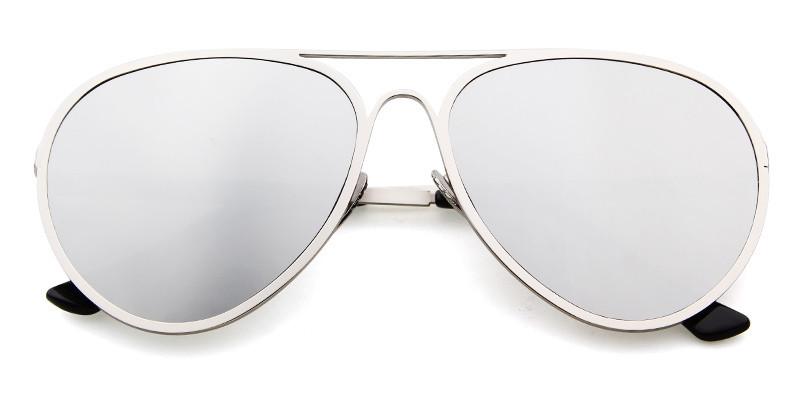 Long keeper de luxe marque cat eye métal cadre lunettes de soleil ... 26c143adbbc5