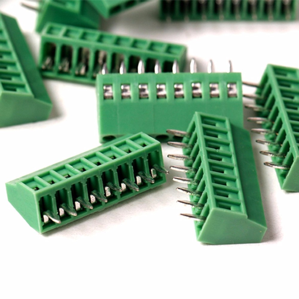 E Simpo 3pcs Lot 254mm Pitch Pcb Screw Terminal Block 10p 150v6a Psu 8 Elco Fiber J1001 8p 254 1