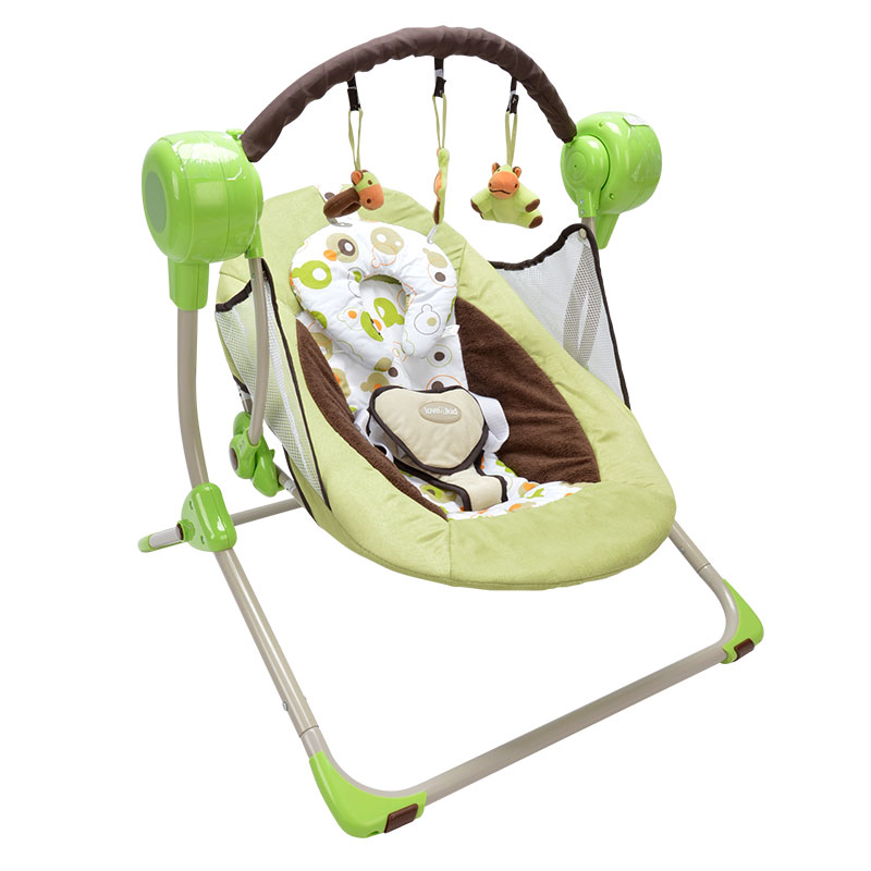 Electric baby swing chair musical baby bouncer swing
