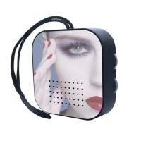 Fogless Shave Mirror Shower Proof Fm/Am Radio Makeup ...