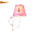 HGhomeart Led E27 Bulb 110V 220V Home Lighting Kids Room Suspension Wall Light for The Bedroom